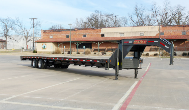 """2020 MAXXD 40'X102"""" Flatbed Trailer   ******HAVE EVERY SIZE YOU MAY NEED IN STOCK******"""