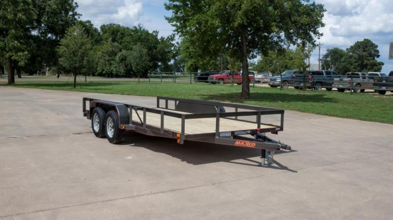 "2018 Maxxd Trailers 16'X77"" Utility Trailer  ******HAVE EVERY SIZE YOU MAY NEED IN STOCK******"