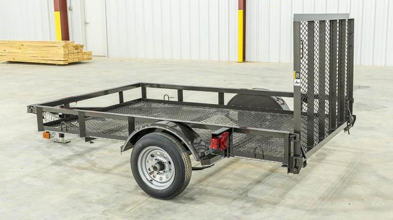 "2018 Maxxd Trailers 8'X50"" Utility Trailer   ******HAVE EVERY SIZE YOU MAY NEED IN STOCK******"