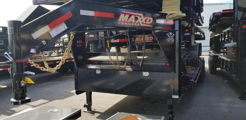 "2019 MAXXD 24'X102"" Buggy Hauler Gooseneck Trailer     ******HAVE EVERY SIZE YOU MAY NEED IN STOCK******"