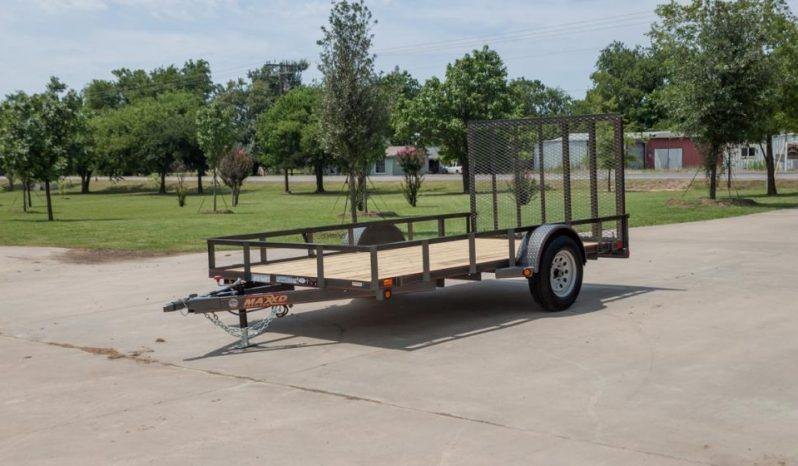 "2020 MAXXD 10'X77"" Utility Trailer  ******HAVE EVERY SIZE YOU MAY NEED IN STOCK******"