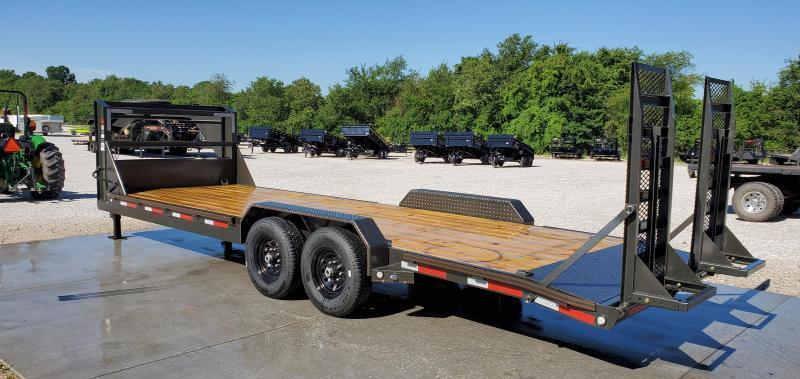 "2020 MAXXD 24'X102"" Equipment Trailer"