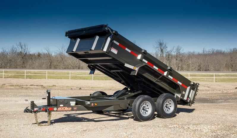 "2019 MAXXD 12'X72"" Dump Trailer    ******HAVE EVERY SIZE YOU MAY NEED IN STOCK******"