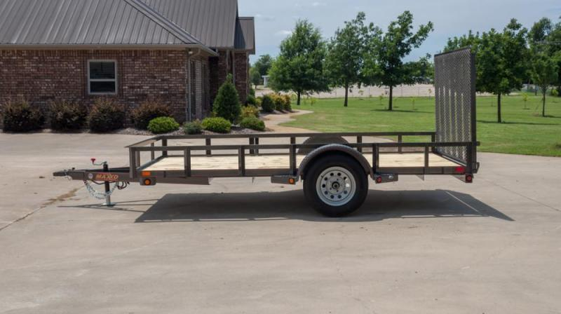 "2019 MAXXD 14'X83"" Utility Trailer    ******HAVE EVERY SIZE YOU MAY NEED IN STOCK******"