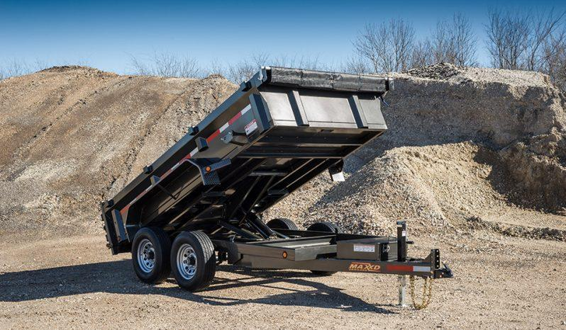 """2020 MAXXD 12'X72"""" Dump Trailer ******HAVE EVERY SIZE YOU MAY NEED IN STOCK******"""
