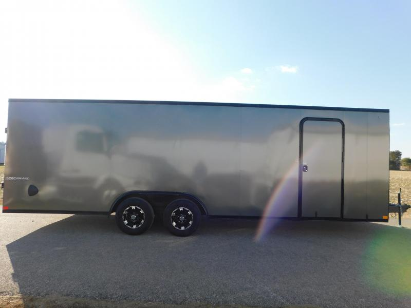 2020 Impact Trailers Shockwave 8.5x24 Enclosed Cargo Trailer