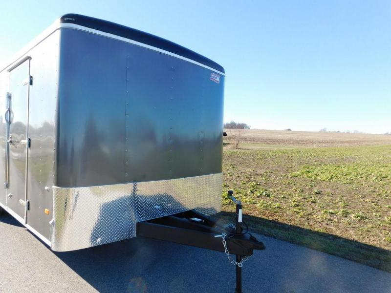2019 American Hauler AFX 8.5 Wide AFX8520TA3 Enclosed Cargo Trailer