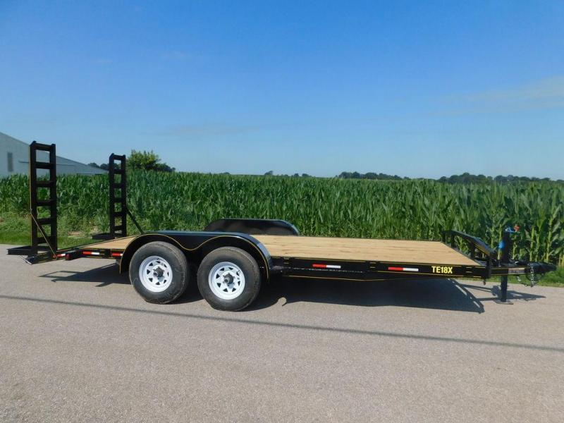 2019 Trailer Express 5200 lbs Special 16+2