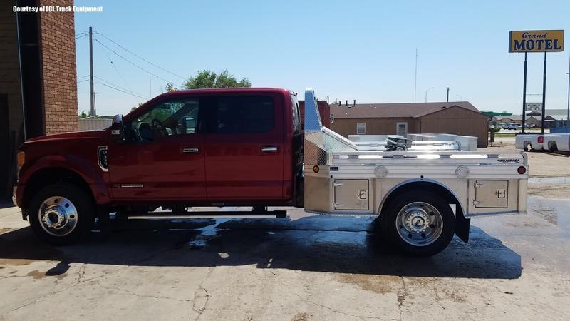 "2019 Hillsboro 4000 Series Aluminum Truck Bed 81"" x 8'6"""