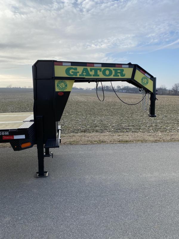 2020 Gatormade Trailers 20+5 Workhorse 24.9K Equipment Trailer