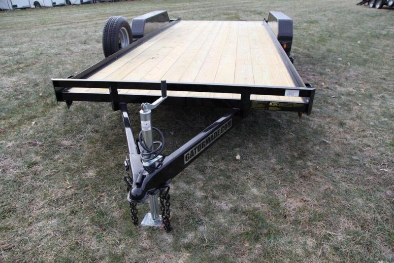 2018 Gatormade 16' Lowboy Car Hauler