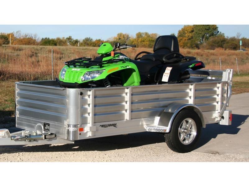 "2016 Hillsboro Bi-Fold Ramp 78""x120"""