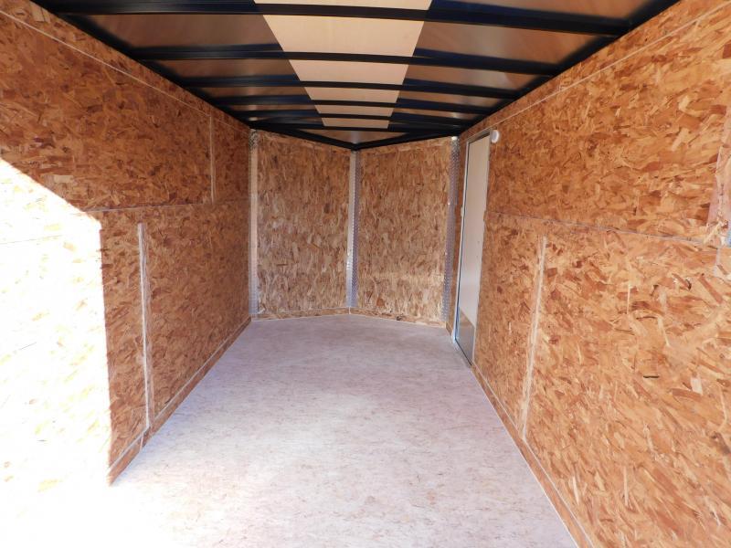 2020 Impact Trailers Quake 7x14 Enclosed Cargo Trailer