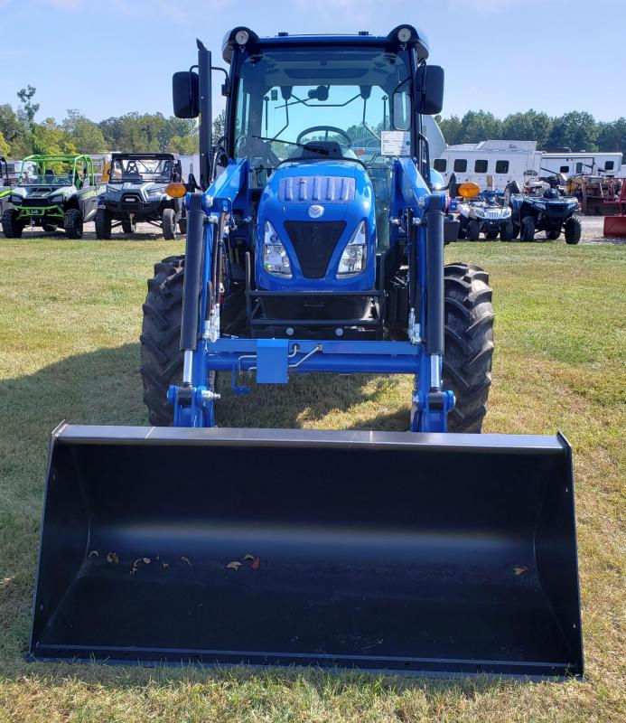 2019 NH Workmaster 75 Tractor W / Front End Loader
