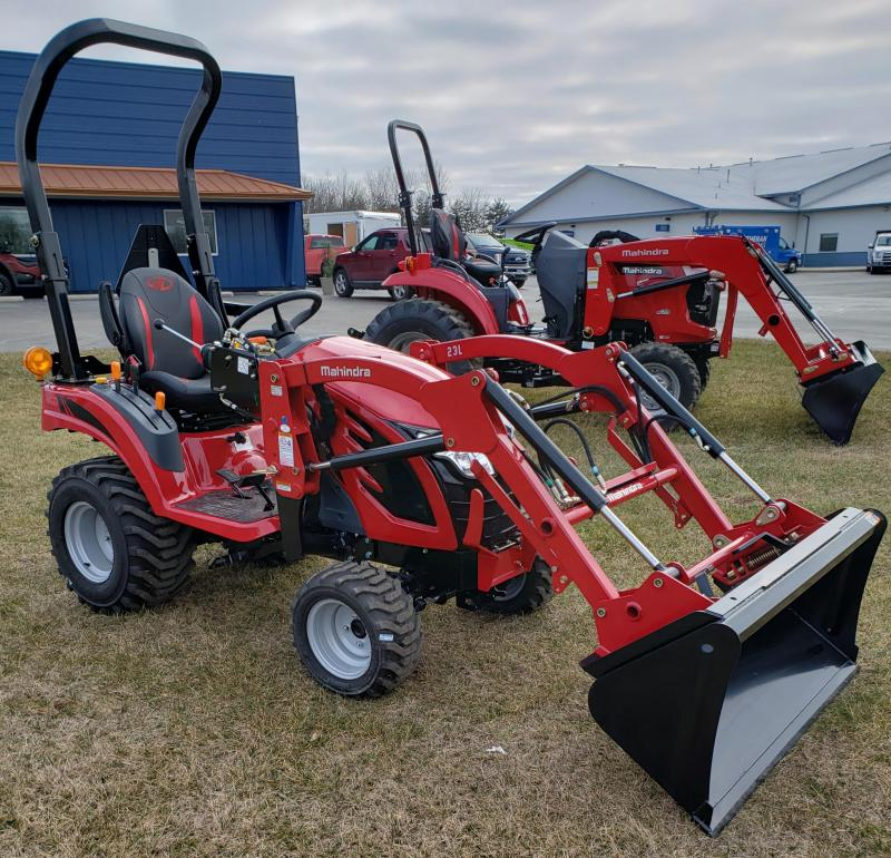 2020 Mahindra eMax20S Tractor W/ Loader