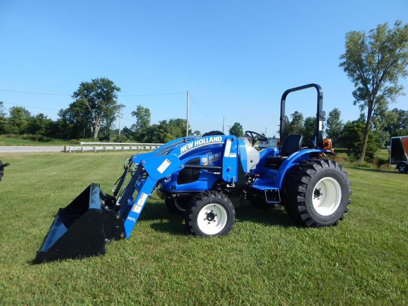 2019 New Holland Workmaster 40T4B Tractor
