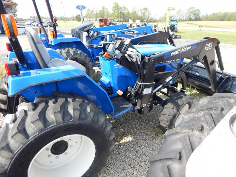 2007 New Holland TC30 Tractor W/Loader