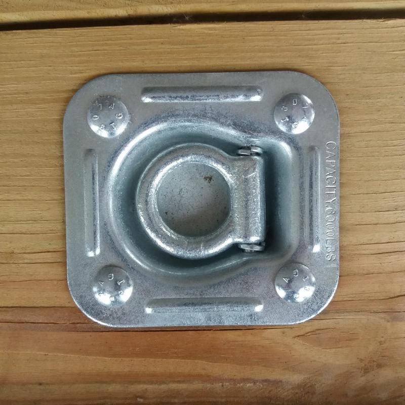 6 X 10 Single Axle Open Utility Trailer