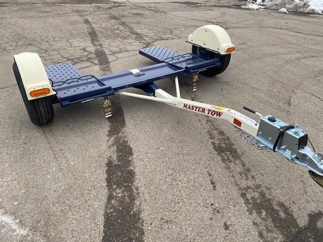 Car Tow Dolly With Surge Brakes