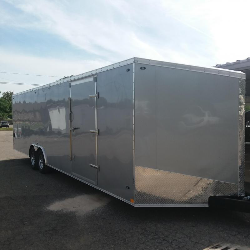 8.5 X 28 Enclosed Cargo Trailer