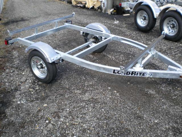 2 Place Kayak/Canoe Trailer