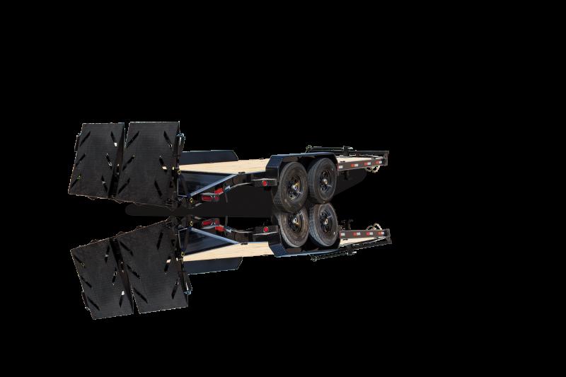 83 X 20 IRON BULL HD Equipment Hauler Trailer 14K