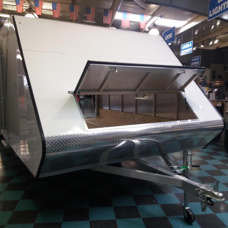 8.5 X 13 Snowmobile Trailer