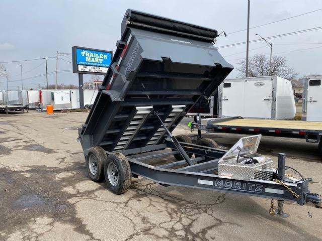 6 X 10 Dump Trailer