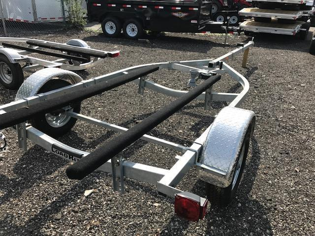 18' Long V-Bunk Small Boat Trailer
