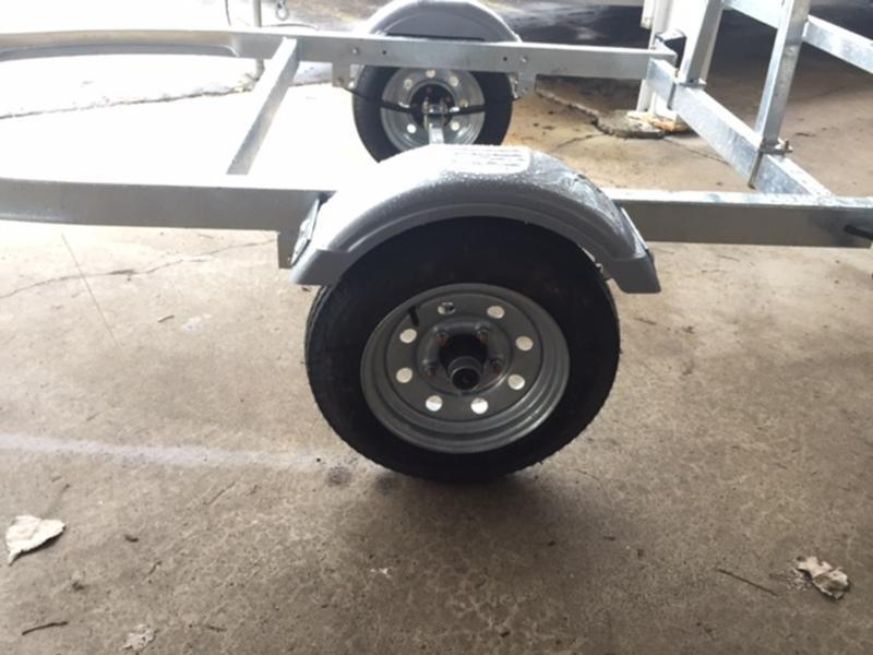 4 Place Kayak/Canoe Trailer