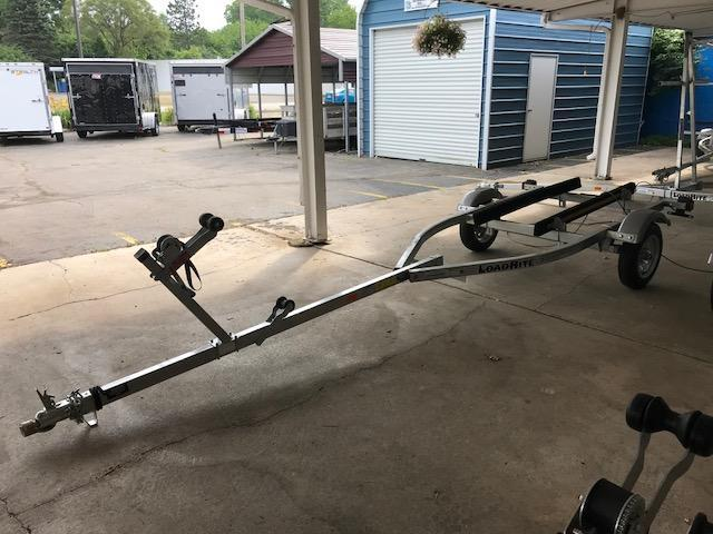 14' V-Bunk Watercraft Boat Trailer