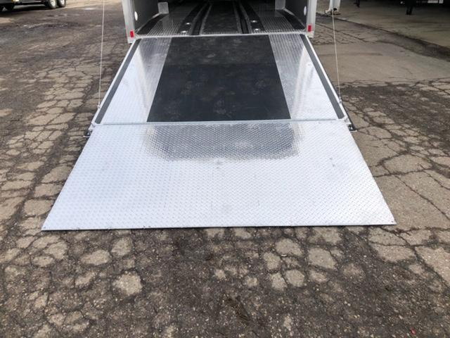 Custom Car Hauler Trailer