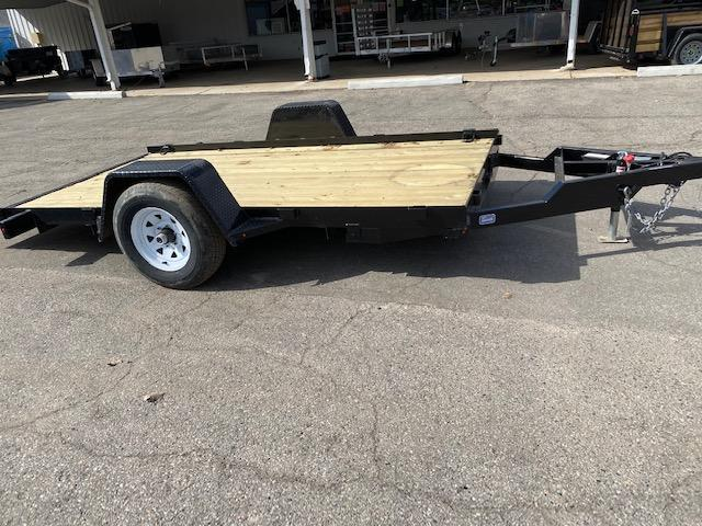 6.5 X 12 Equipment/Tilt Trailer