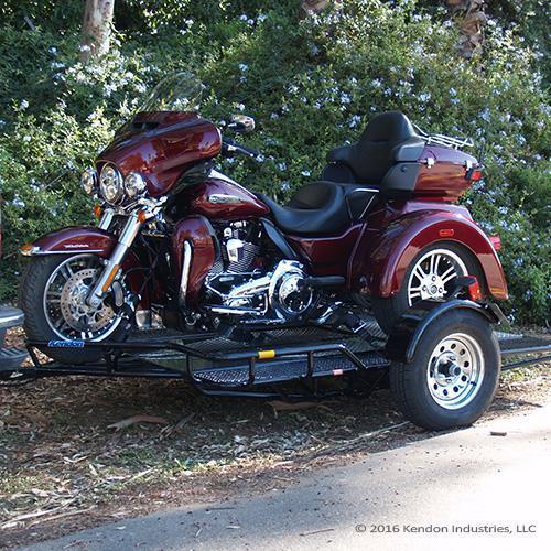 Trike/Spyder/Sidecar - Motorcycle Trailer