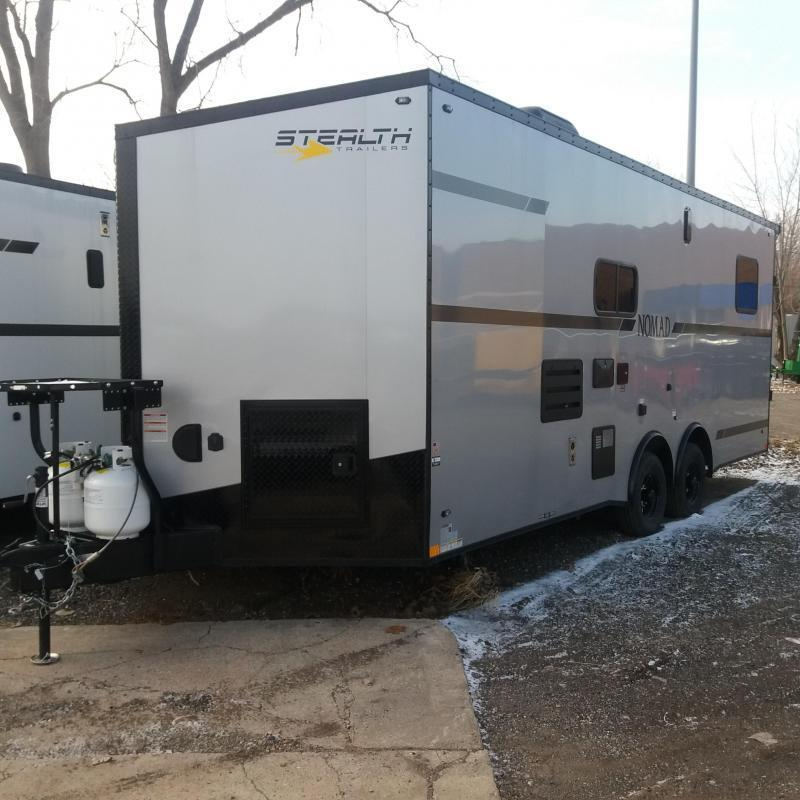 2020 Stealth Trailers Other (Not Listed) SNFB8522TA3 Toy Hauler RV