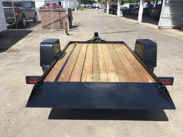 6 x 12 Tilt Equipment Trailer