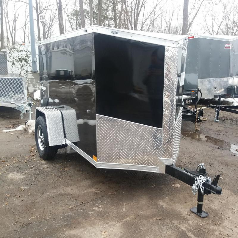 4 X 8 Enclosed Trailer