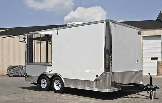 Trailer Vending / Concession Trailer