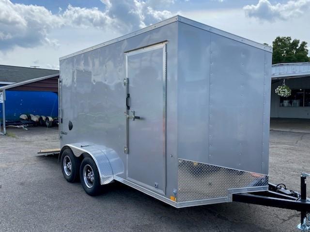 2021 Formula Trailers FSCBA7.0X12TE2FF Enclosed Cargo Trailer