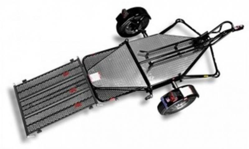 1 Place Motorcycle Trailer