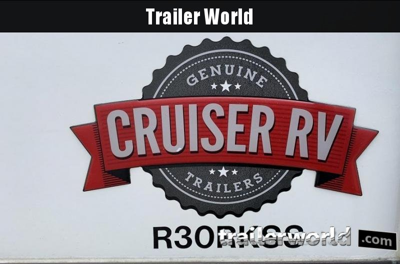 2015 Cruiser RV Radiance 30RKSS Travel Trailer RV