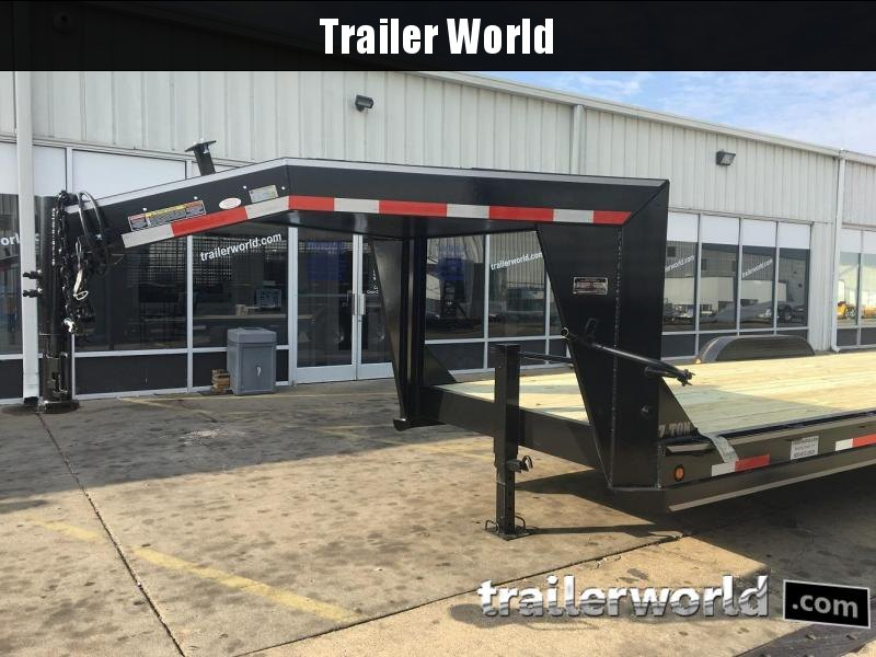 2020 Better Built 20' Gooseneck Equipment Trailer 14K GVWR