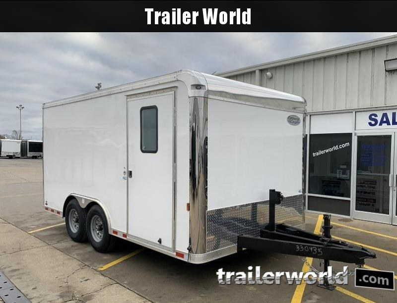 2020 Continental Cargo AM 8.5 x 16 Enclosed Cargo Trailer 12k GVWR