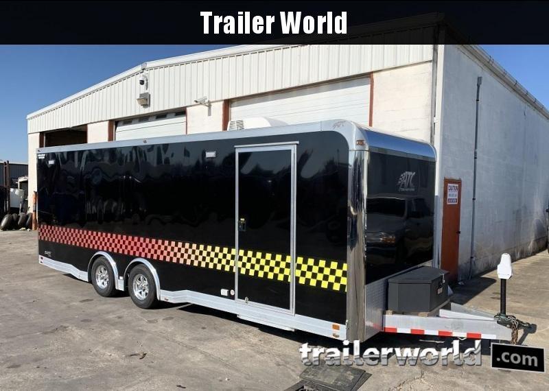 2016 ATC Quest Aluminum Enclosed Car / Race Trailer