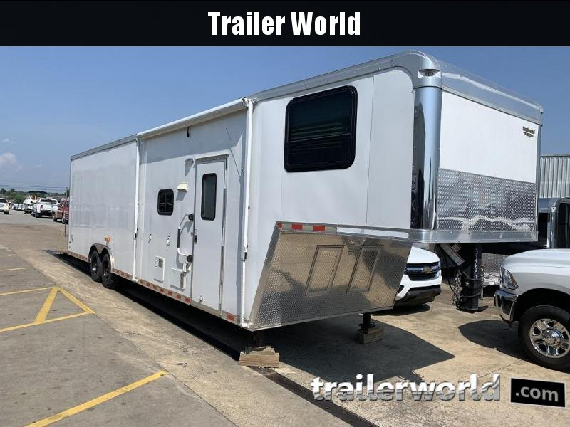 2016 Forest River Continental 38' Gooseneck Toy Hauler