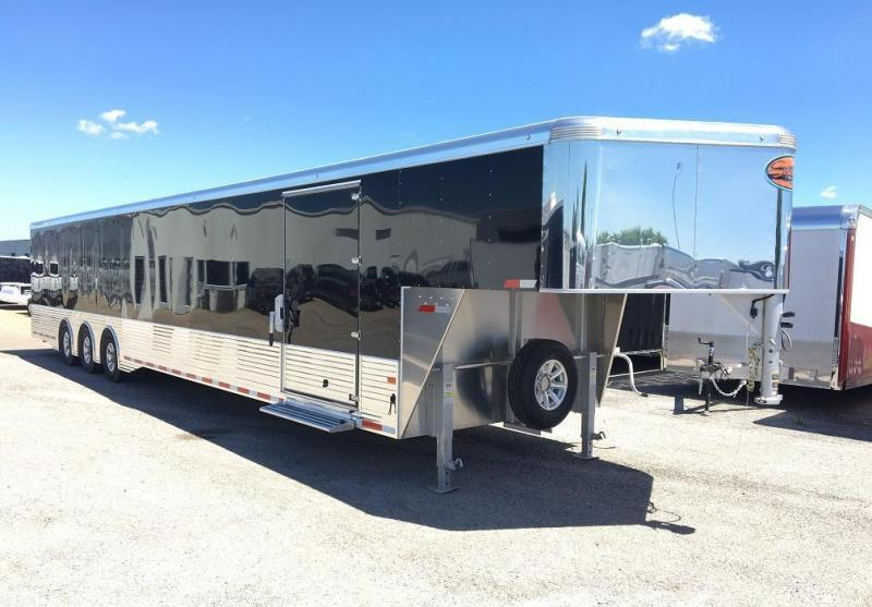 enclosed car trailers trailer world of bowling green ky new and used kentucky trailer dealer. Black Bedroom Furniture Sets. Home Design Ideas