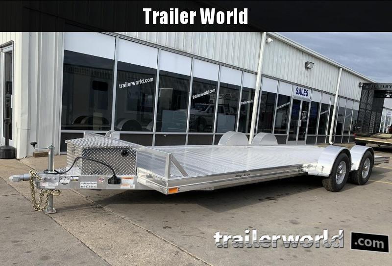 2020 Sundowner 4000AP - 24' Aluminum Open Car Hauler Trailer