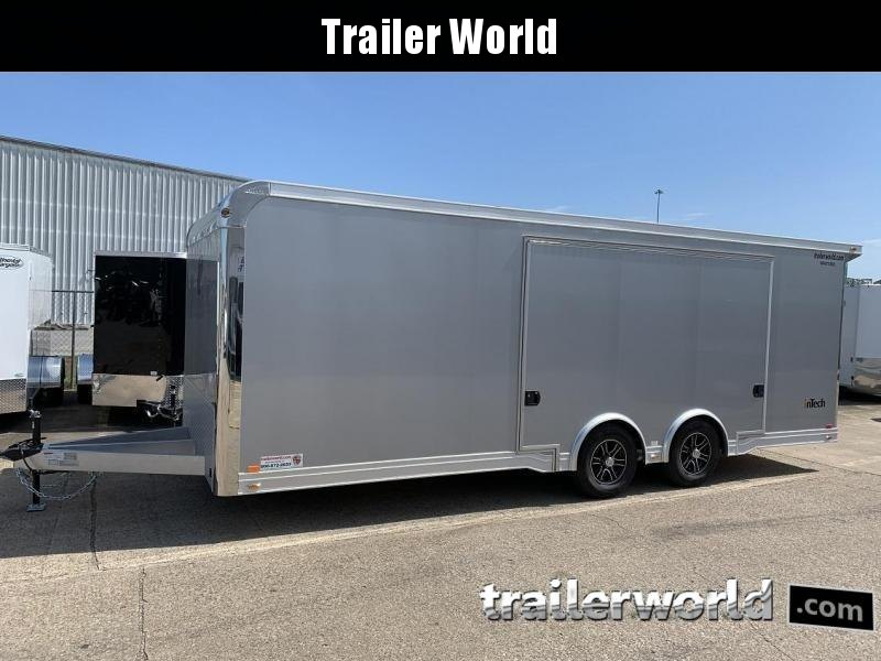 2020 inTech Aluminum 22' Show Car Trailer