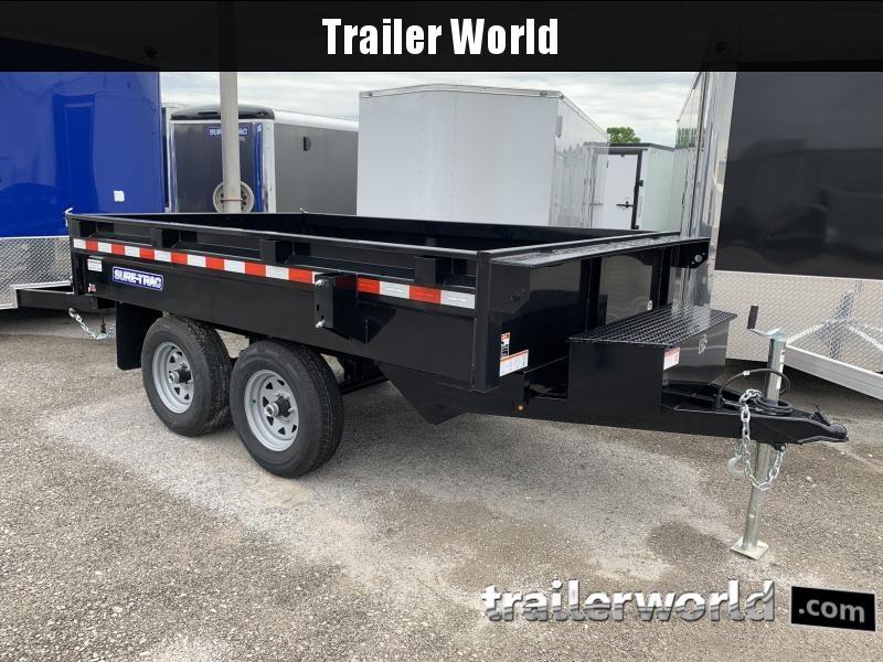 2020 Sure-Trac 6' X 10' Deckover Dump Trailer 10k GVWR