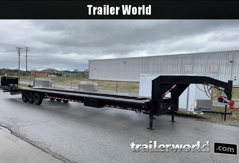 2018 Kaufman Trailers 42' Wide Body Car Hauler Trailer